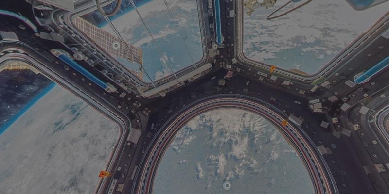 Googleが国際宇宙ステーション(ISS)のストリートビューを公開